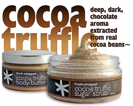Fresh Whipped Cocoa Truffle Group