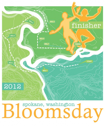Bloomsday Shirt Design Entry