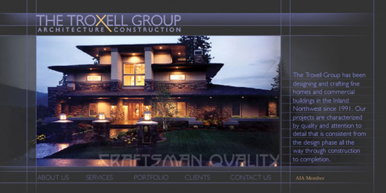 The Troxell Group Website
