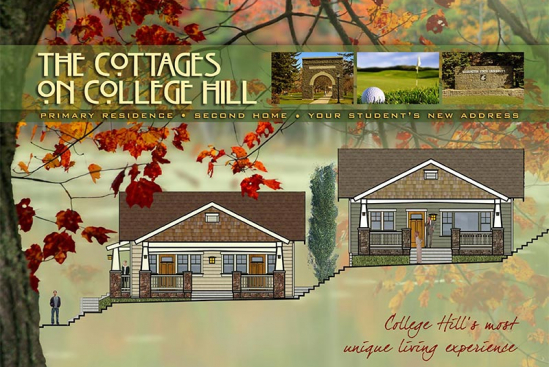 College Hill Cottages